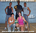 volleyball montreal